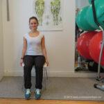 Übung Nackenmuskulatur 1