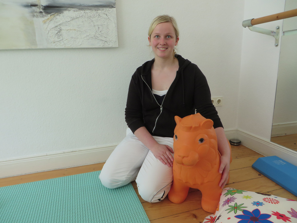 Physiotherapeutin Melissa Berenskoetter