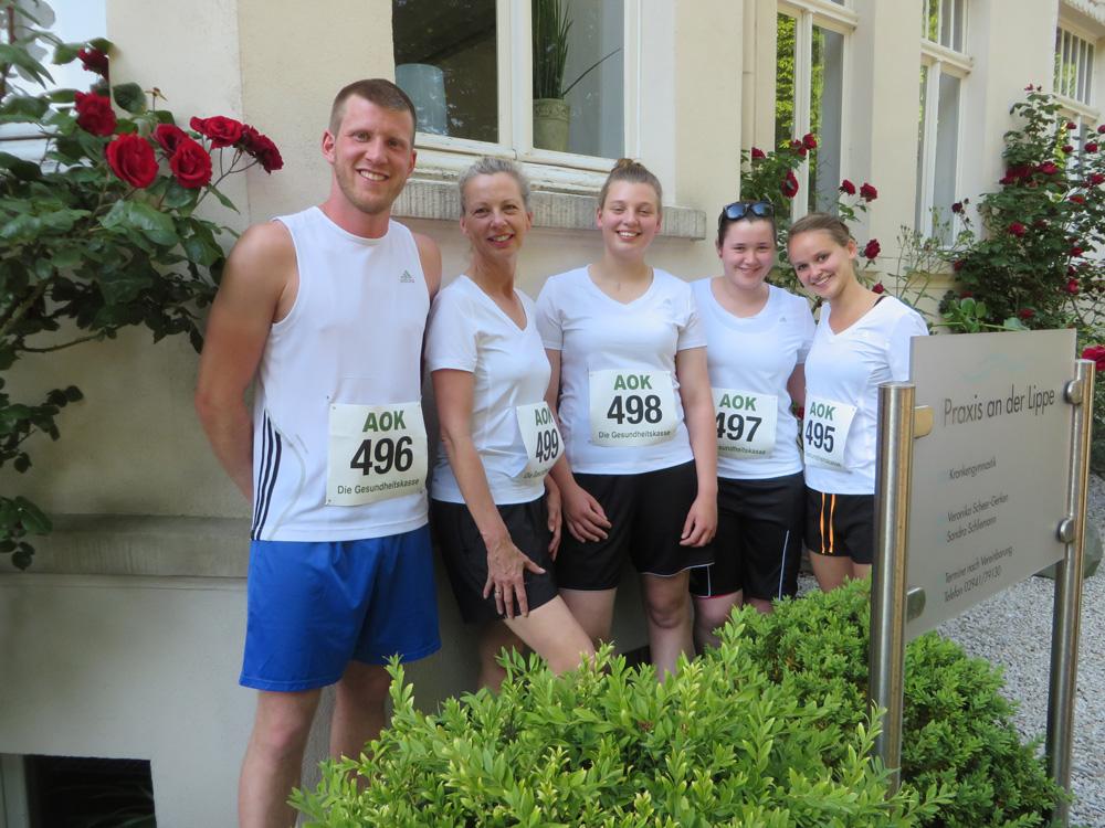 Altstadtlauf Lippstadt Team